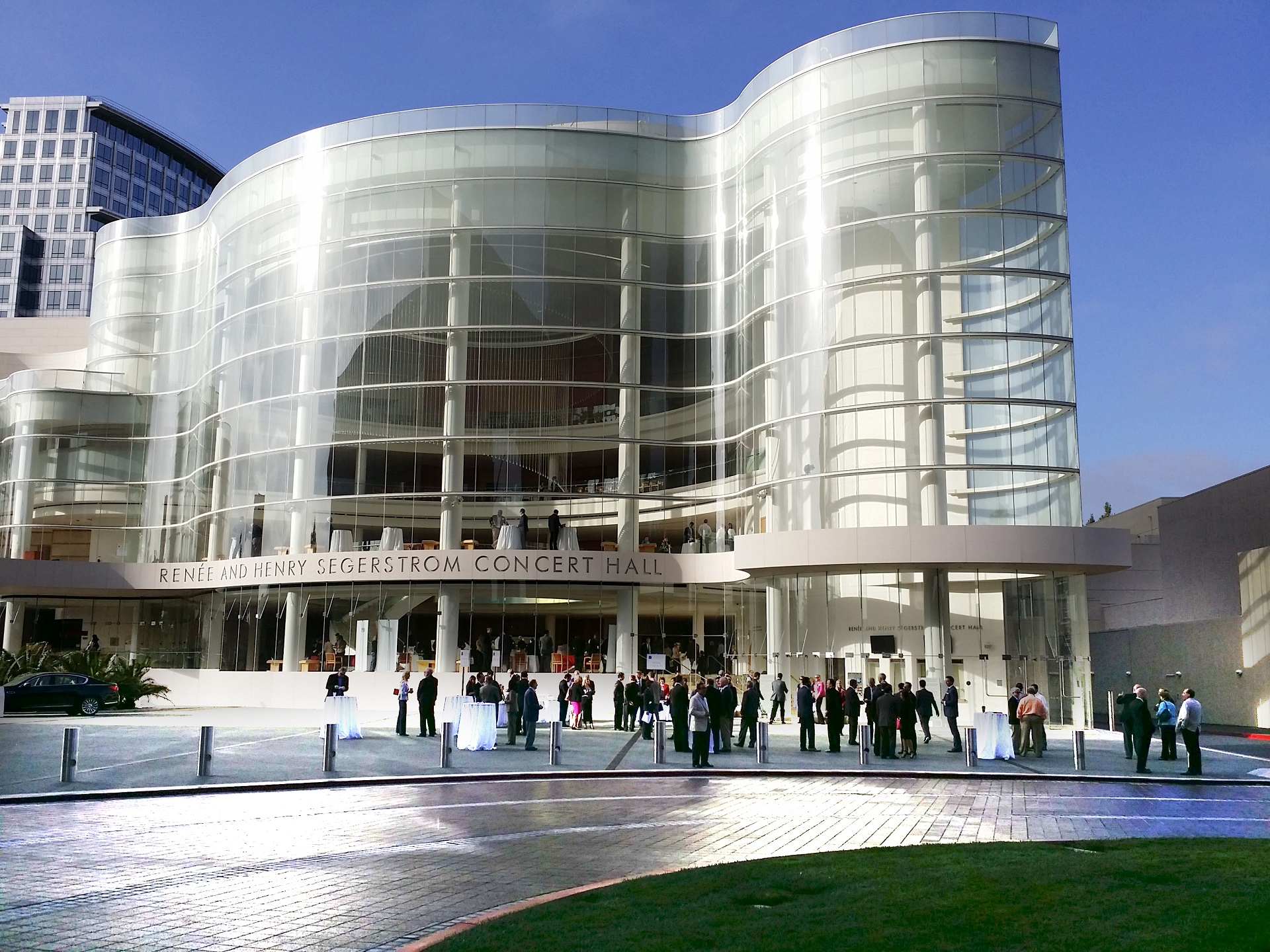 Renee and Henry Segerstrom Concert Hall
