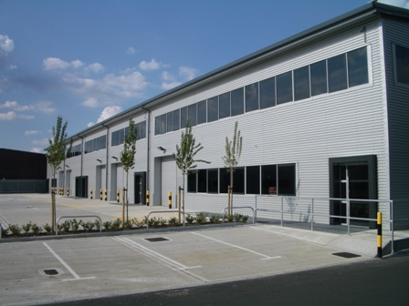 Industrial Buildings – Commercial Realty Specialists